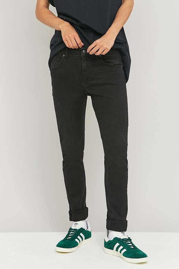 Cheap Monday Tight Black Haze Slim Fit Jeans   Urban Outfitters