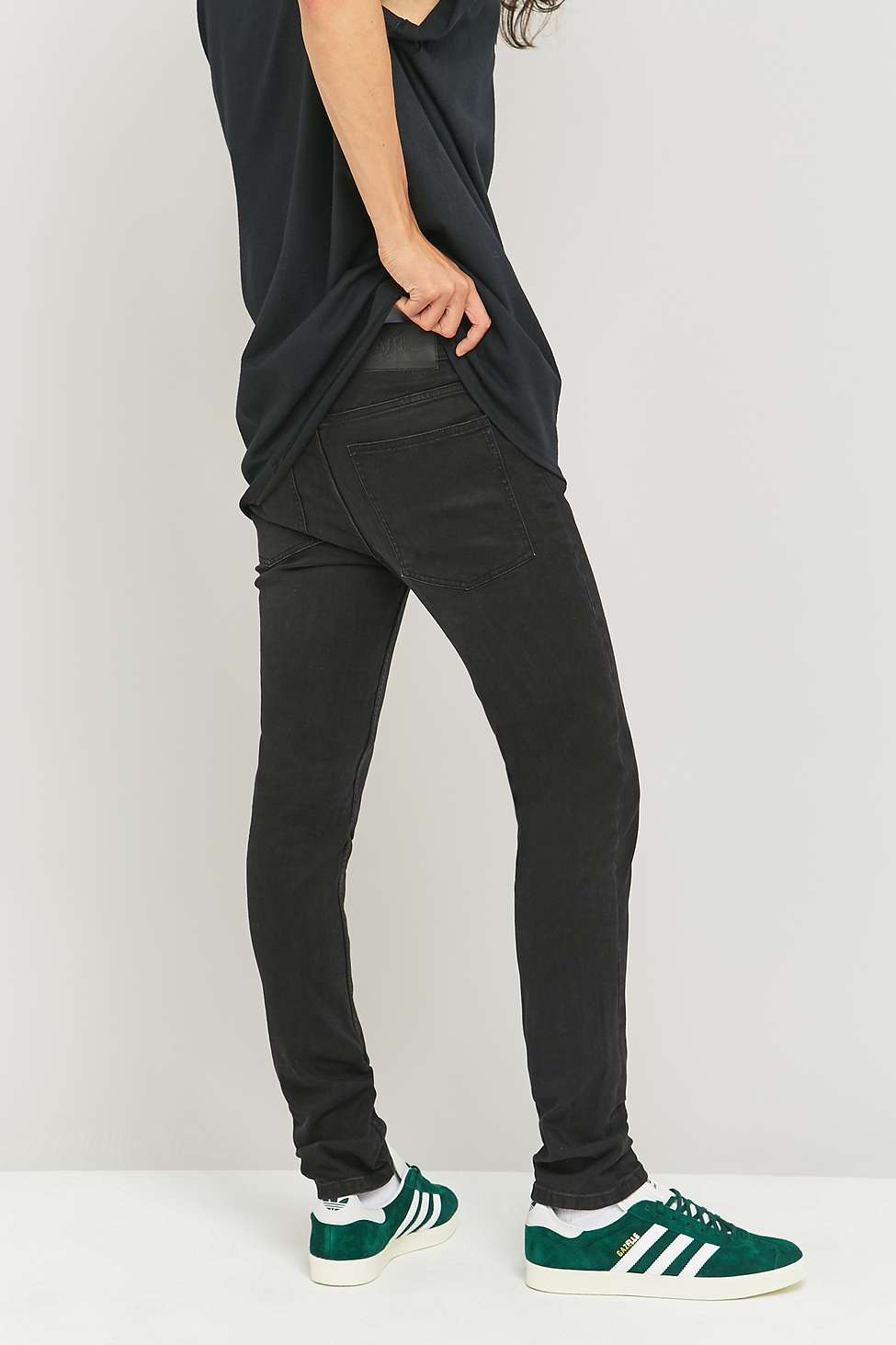 Cheap Monday Tight Black Haze Slim Fit Jeans | Urban Outfitters