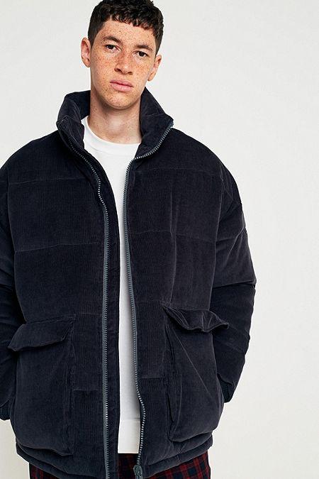 Loom Gun Cord Puffer Jacket