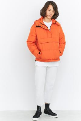 shore-leave-orange-overhead-puffer-jacket-mens-l