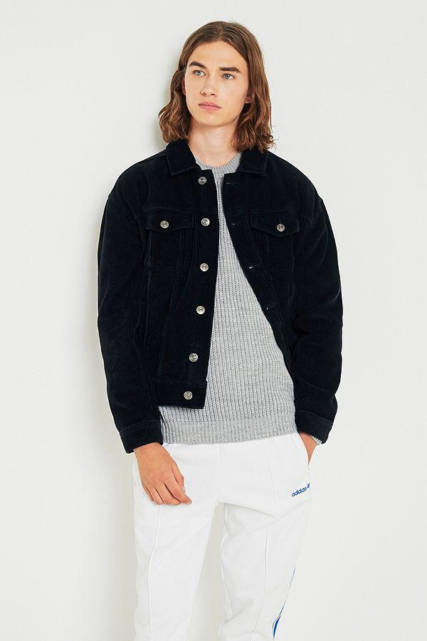 Slide View 6 Uo Corduroy Puffer Jacket My Fashion T