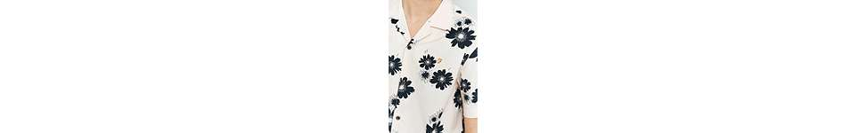 Thumbnail View 2: Farah Trudlow Seashell Flower Print Shirt