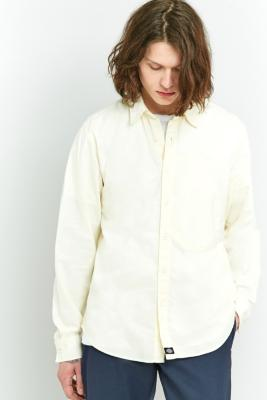 Dickies Wrightsville Ivory Long-Sleeve Shirt, IVORY
