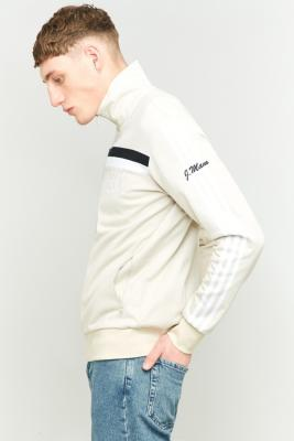 adidas 83-C Clear Brown Track Top – Mens M
