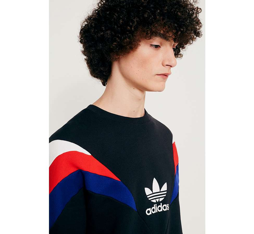 "Slide View: 2: adidas Originals – Sweatshirt ""Neva"" in Schwarz"