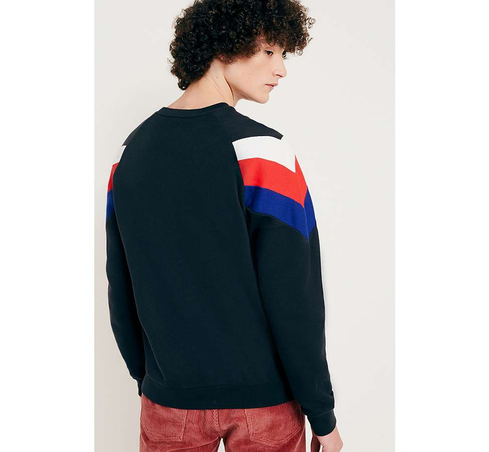 "Slide View: 3: adidas Originals – Sweatshirt ""Neva"" in Schwarz"