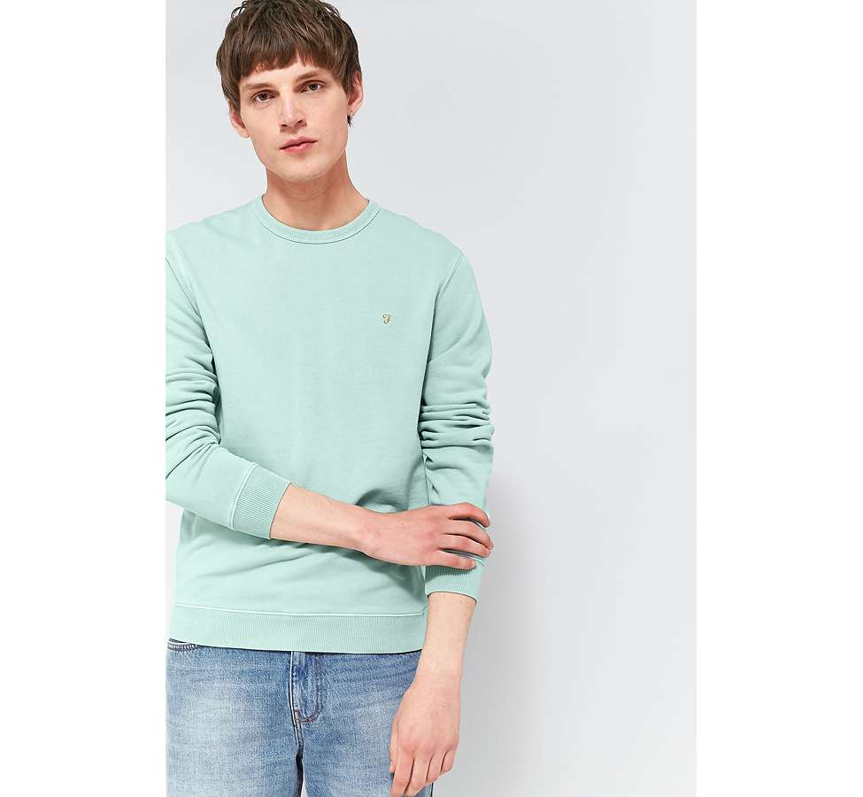 Slide View: 3: Farah Pickwell Marine Jumper
