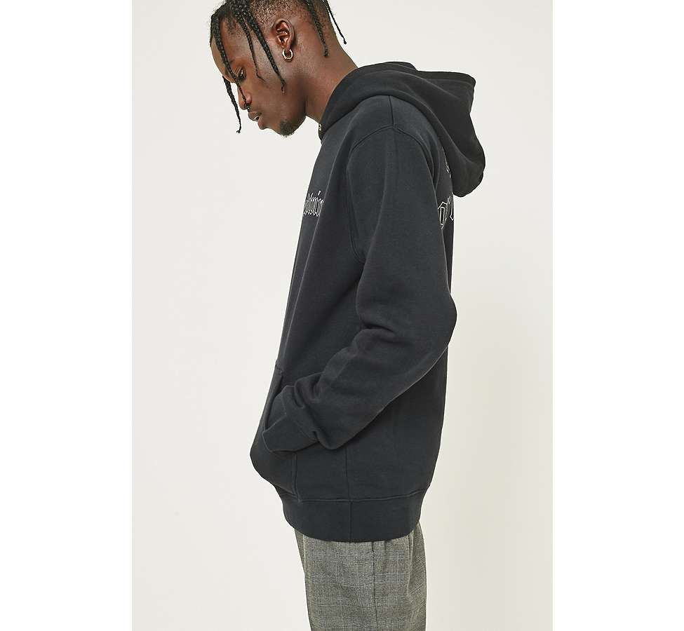 Slide View: 6: Edwin Best or Nothing Black Hoodie