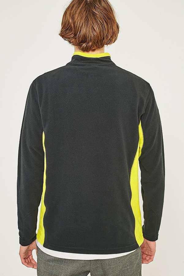 Columbia Klamath Black Fleece Pullover Jacket | Urban Outfitters