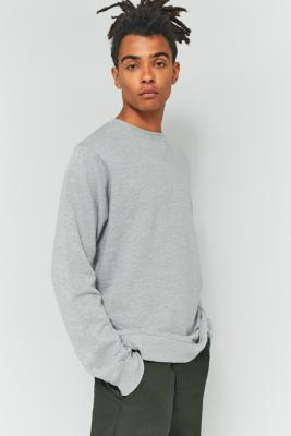 Dickies Washington Grey Crewneck Sweatshirt, GREY