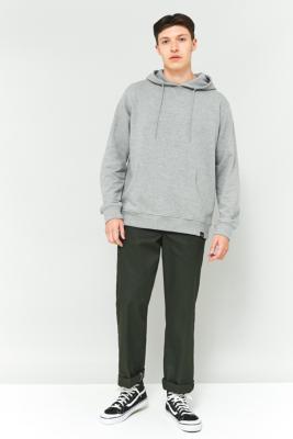 Dickies Philadelphia Grey Pullover Hoodie, GREY
