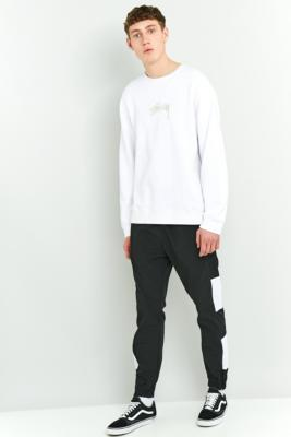 adidas EQT 1to1 Black and White Track Pants BLACK