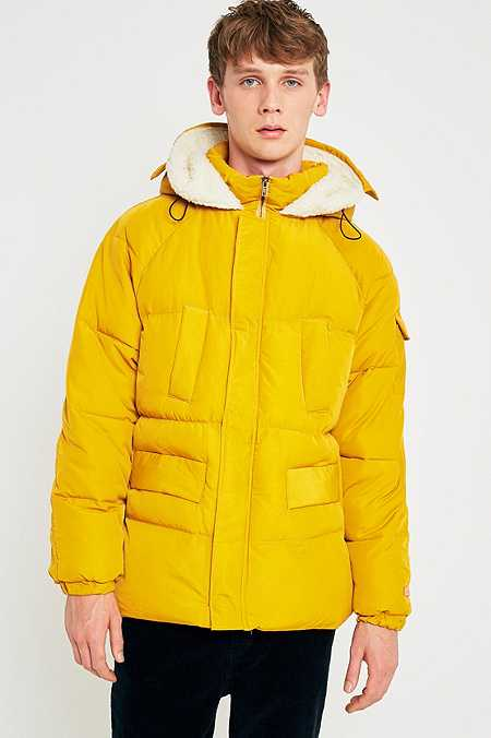 Yellow - Men's Jackets & Coats | Parkas, Denim & Bomber Jackets ...