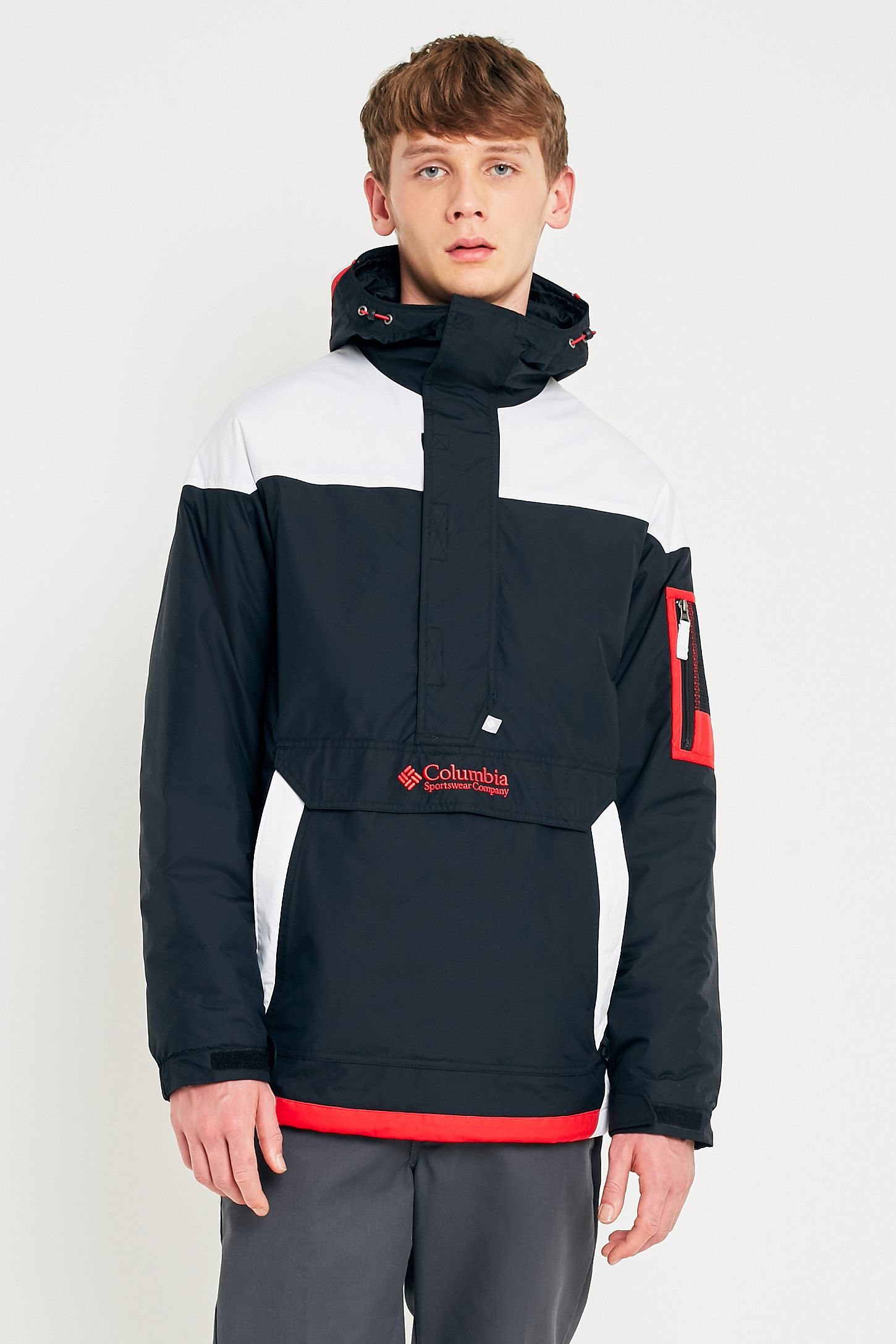 Jacket Challenger Columbia Fr Black Urban Red And Outfitters 1BaIa4qg