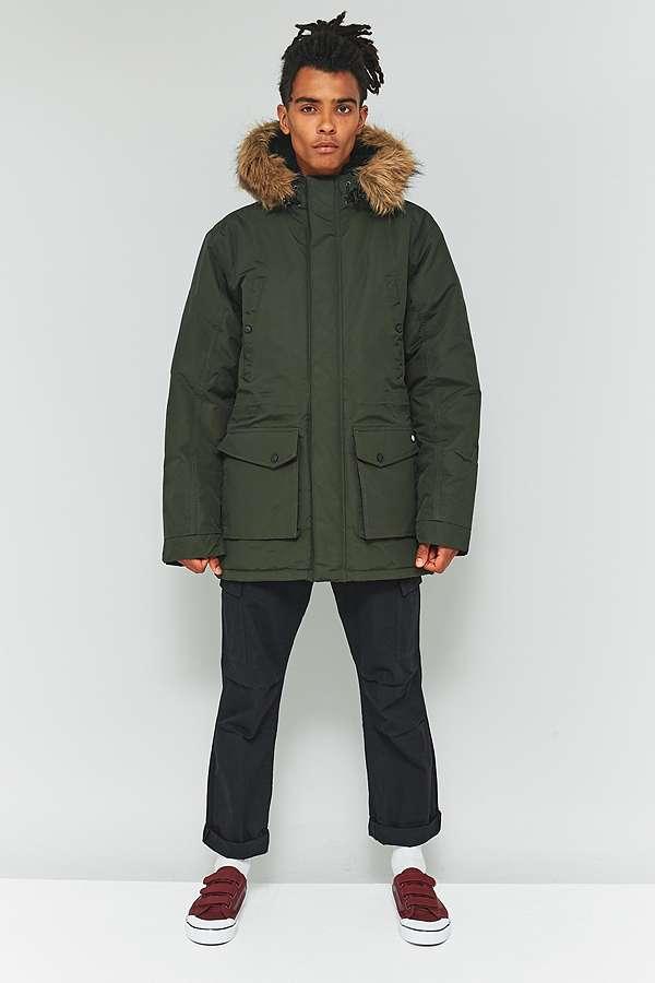 Olive Green Parka Jacket | Jackets Review