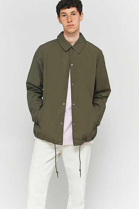 Green - Men's Jackets & Coats | Parkas, Denim & Bomber Jackets ...