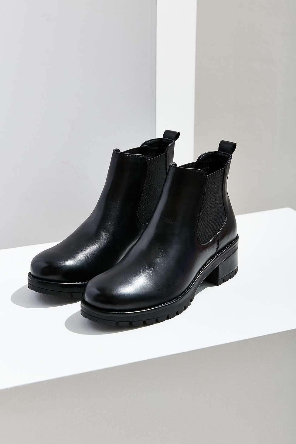 Maci Chelsea Boots, Black