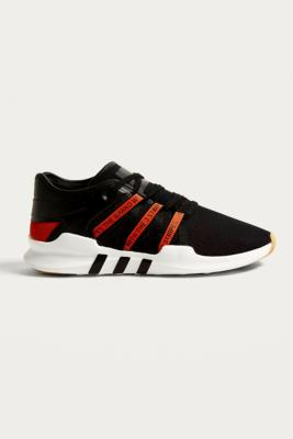 Adidas - adidas Originals EQT Racing ADV Trainers, Black