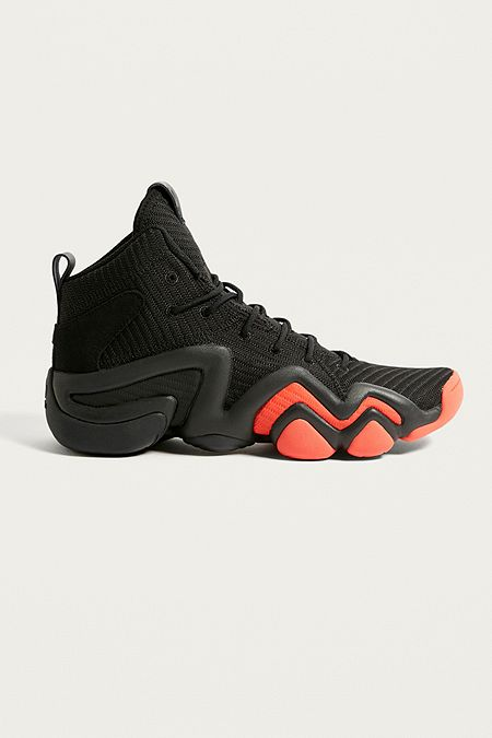 222e77a6620f adidas Originals Black Crazy 8 ADV CK Trainers