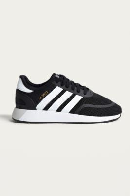 Adidas Originals - Adidas Originals Iniki Runner Trainers, Black