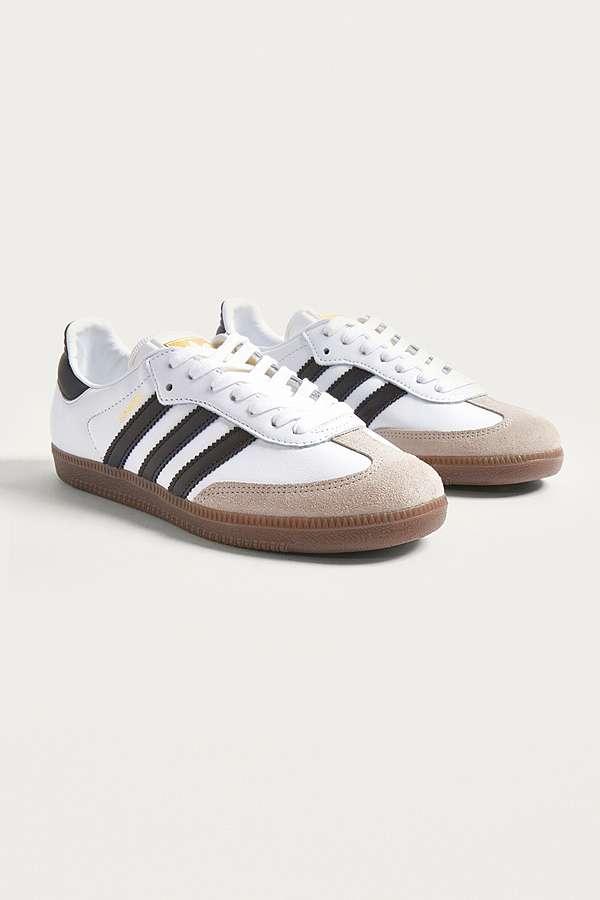 Slide View: 2: adidas Originals Samba Trainers
