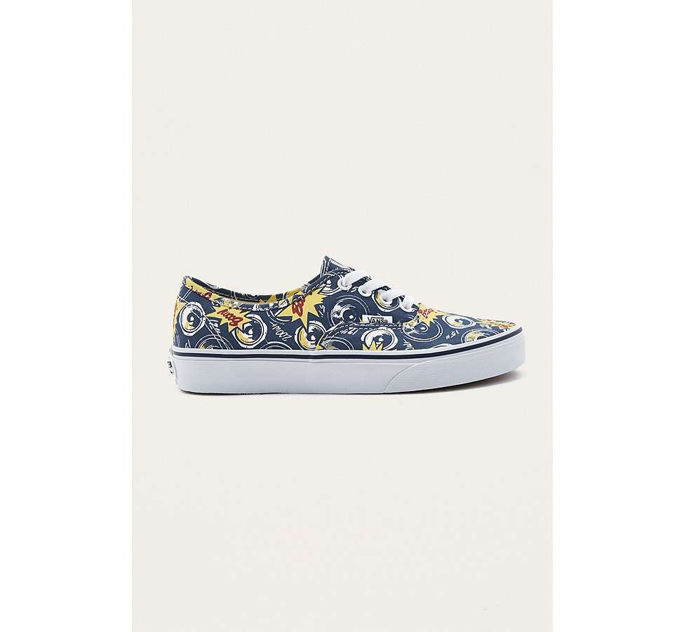 Slide View: 1: Vans Authentic Freshness Trainers