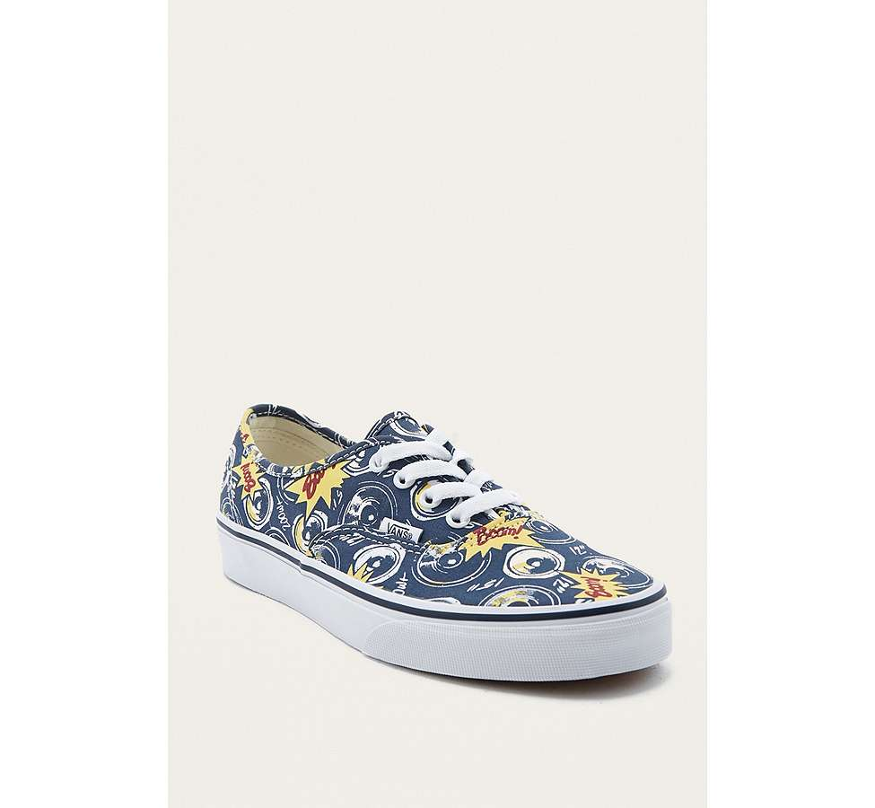 Slide View: 2: Vans Authentic Freshness Trainers
