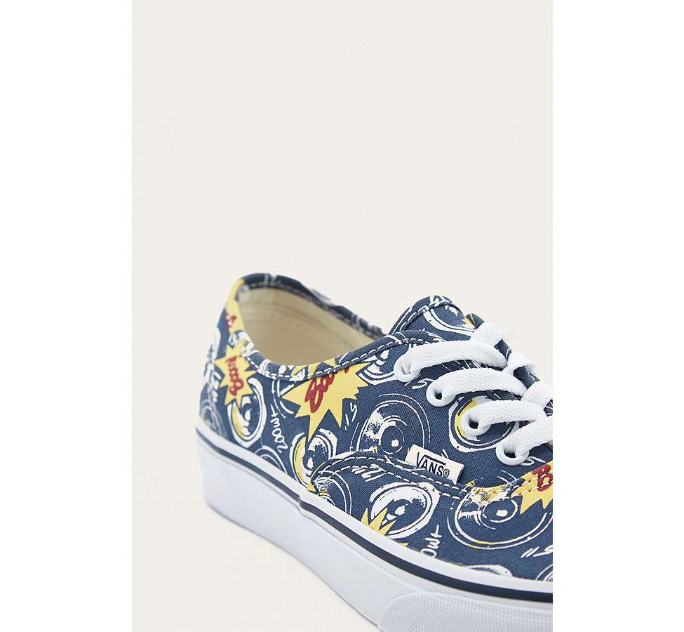 Slide View: 3: Vans Authentic Freshness Trainers