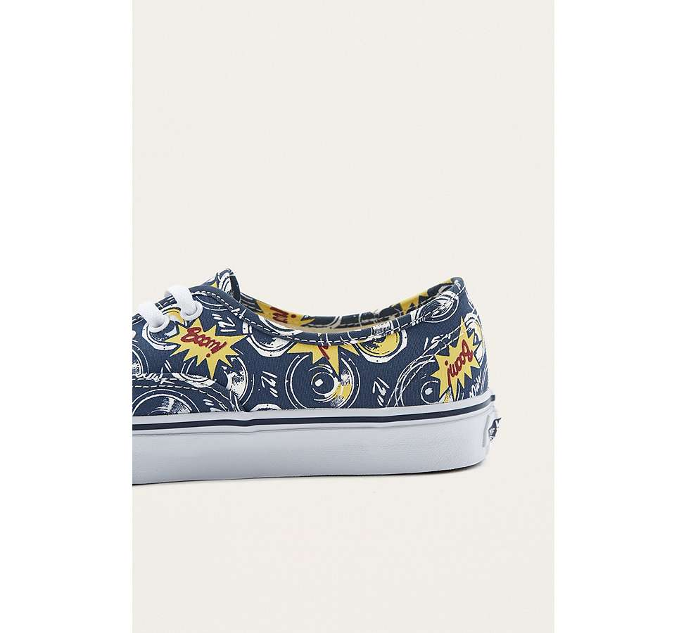 Slide View: 4: Vans Authentic Freshness Trainers