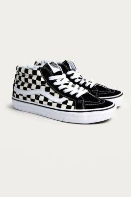 Vans Sk8 damensneaker schwarz