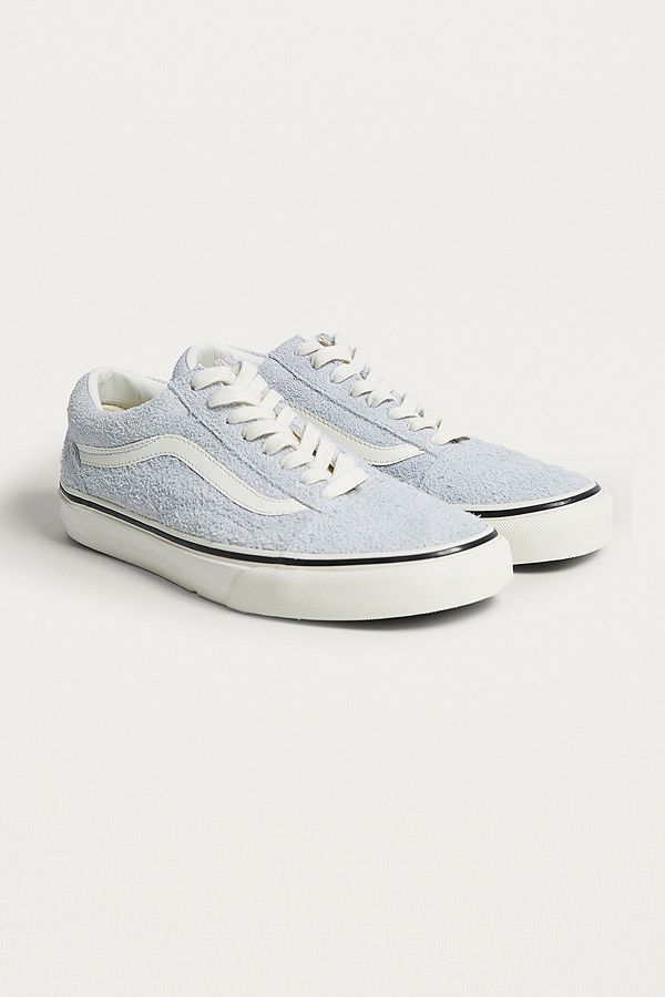 vans old school wildleder
