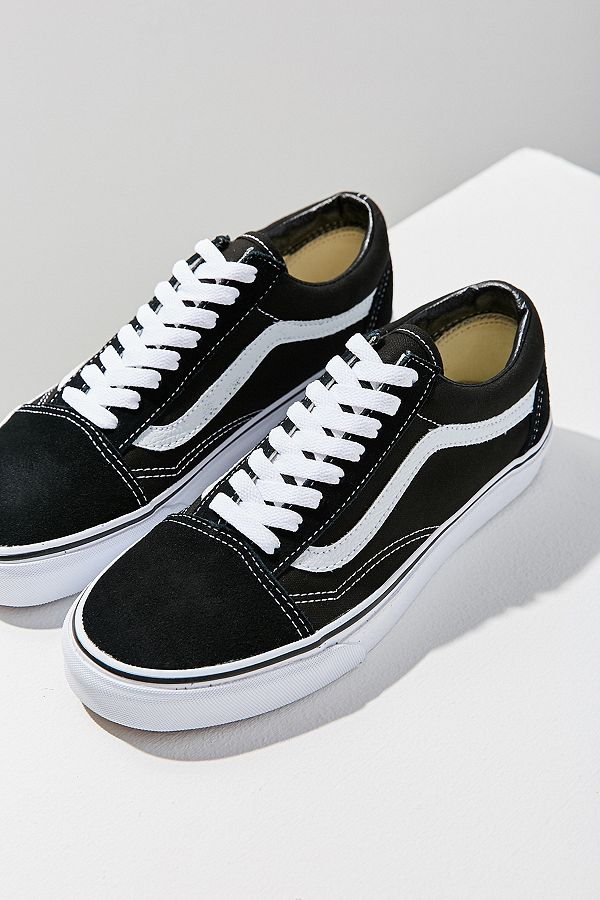 vans old skool canvas