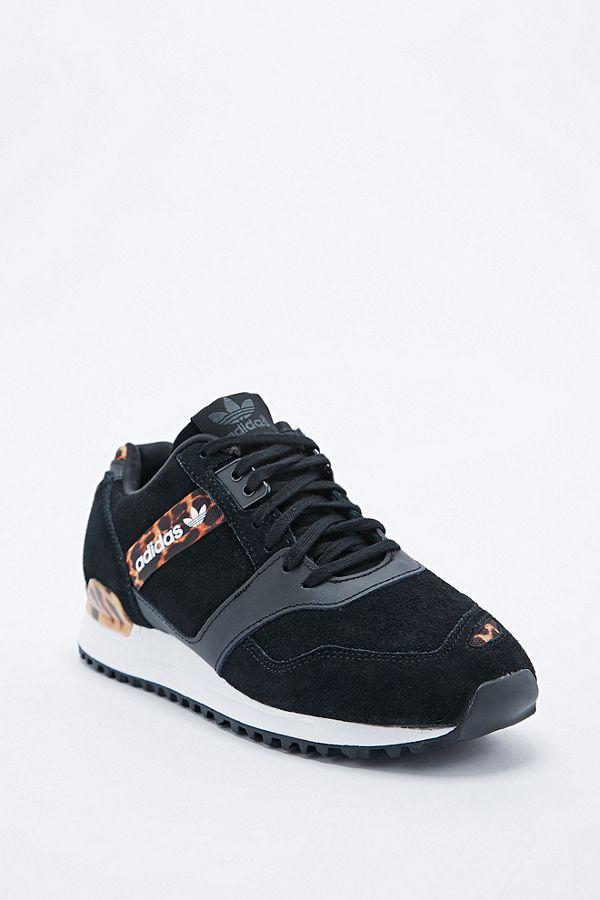 14df5eb8498b ... cheapest adidas zx 700 trainers in leopard print and black da2e7 c8fb0