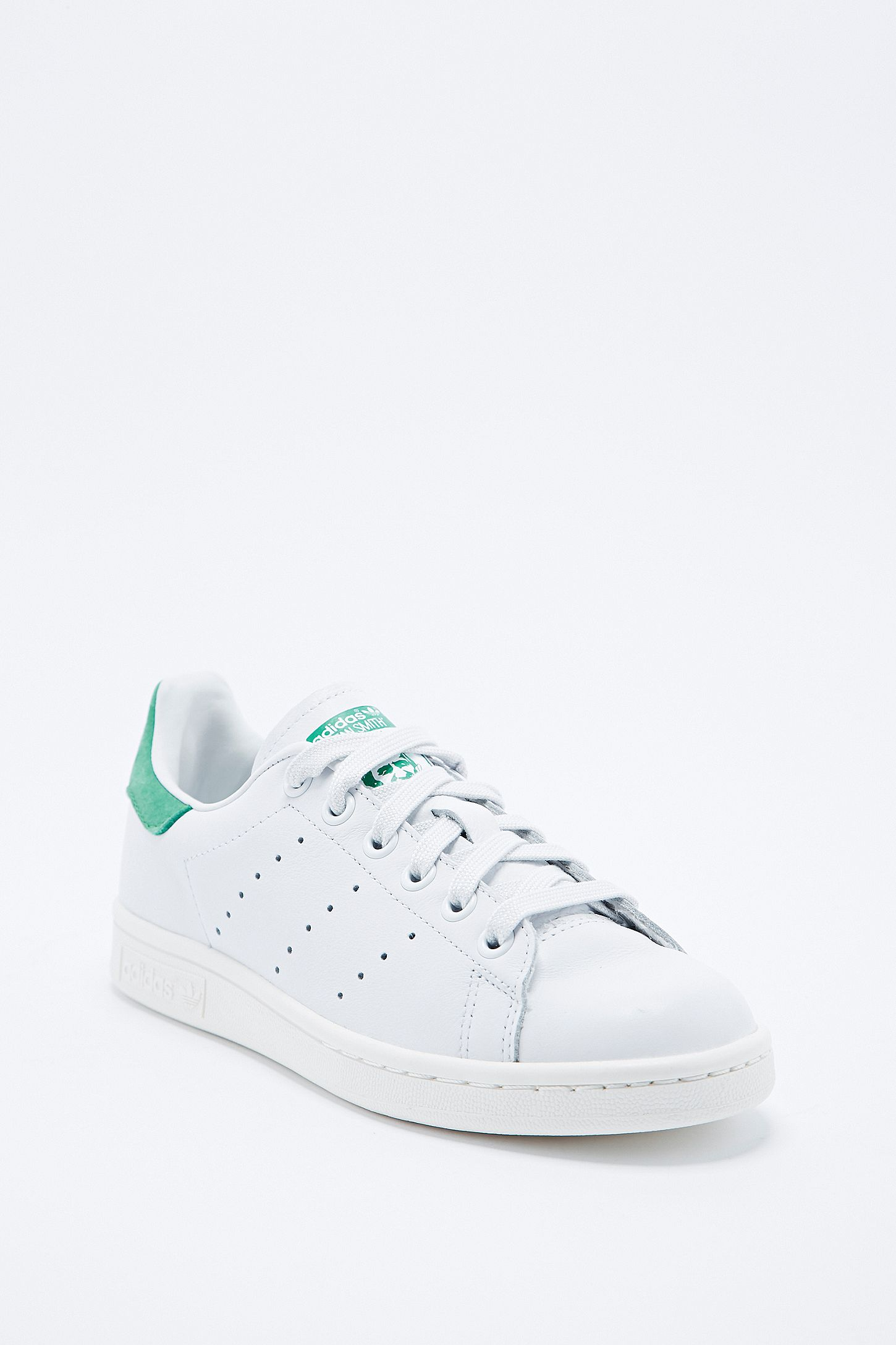 adidas Originals Stan Smith White Trainers. Click on image to zoom. Hover  to zoom. Double Tap to Zoom 50be86a9d9c1