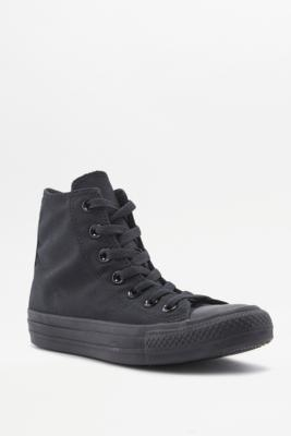 Converse Chuck Taylor All Star All Black High Top Trainers Black