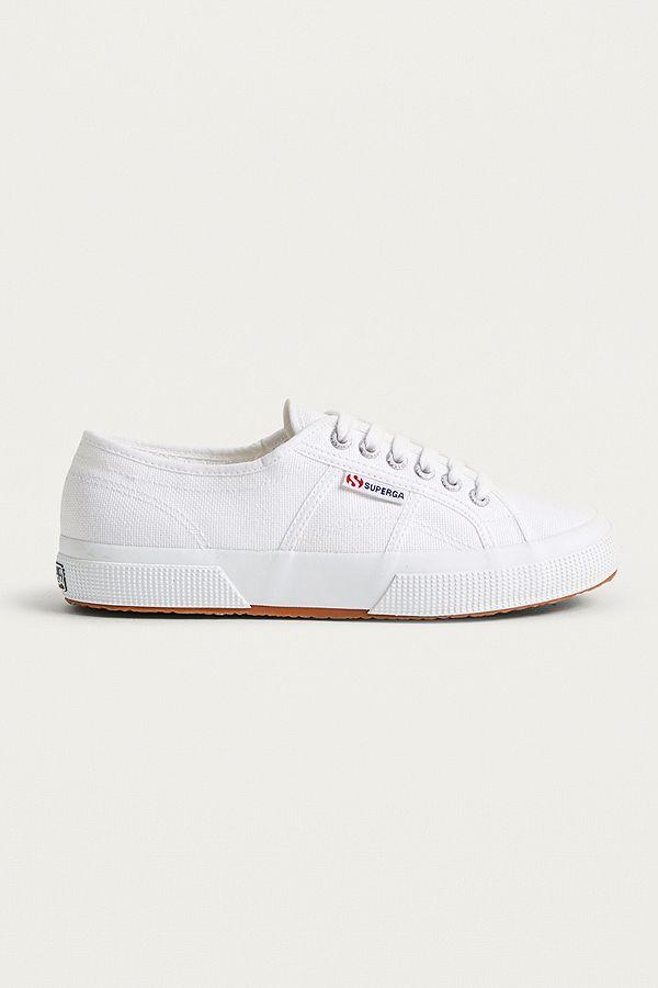 Superga 2750 Cotu Classic White Trainers  c9887a41e0
