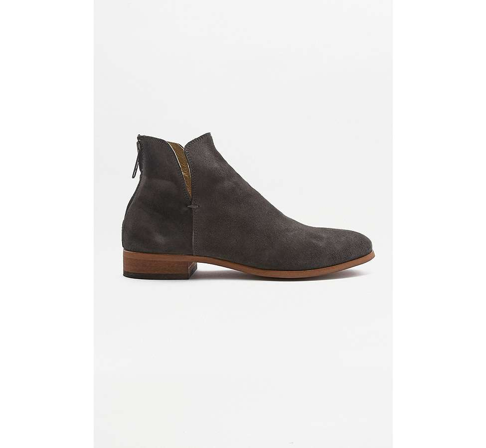 Slide View: 1: Shoe The Bear Soho Dark Grey Chelsea Boots