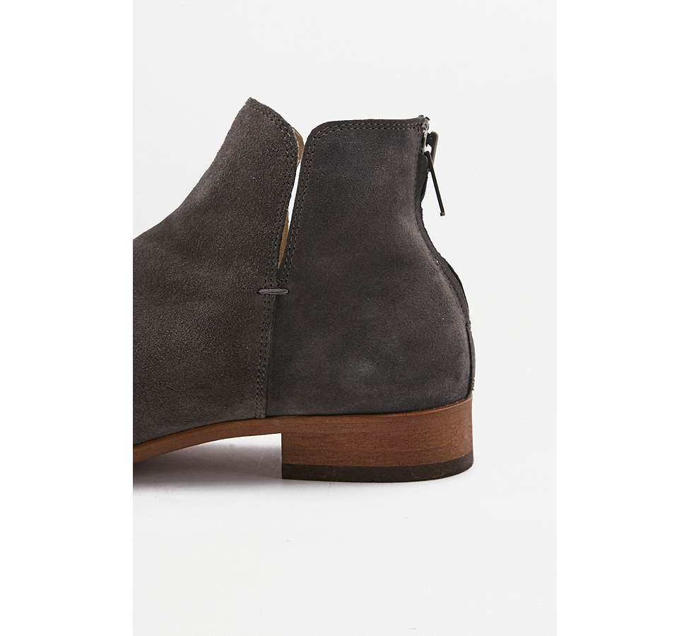 Slide View: 3: Shoe The Bear Soho Dark Grey Chelsea Boots