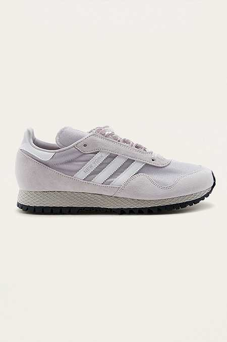 adidas - Baskets New York violet glacé