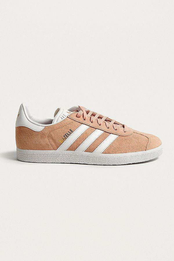 adidas - Baskets Gazelle en daim naturel