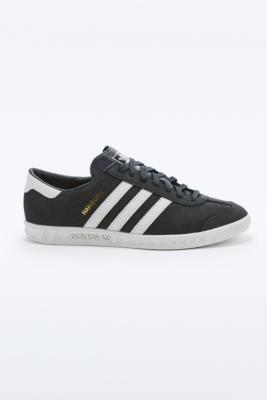 adidas Hamburg Core Black Trainers BLACK