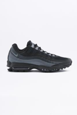 Nike Air Max 95 Ultra Essential Black Trainers Black