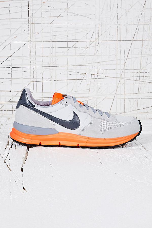 promo code aeb21 edd4f Nike Lunar Internationalist Trainers in Grey