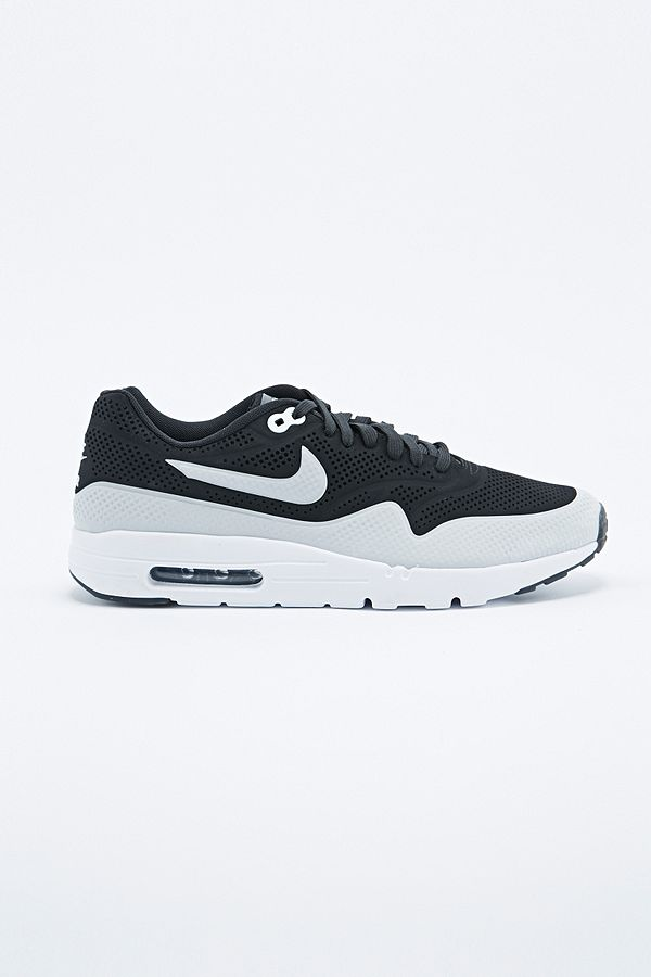 low priced 6901b f8431 ... ebay nike air max 1 ultra moire trainers in black 9a701 0d03d