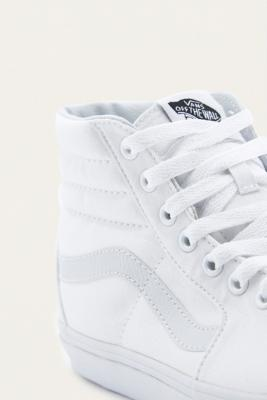 Vans Sk8 herrensneaker weiß