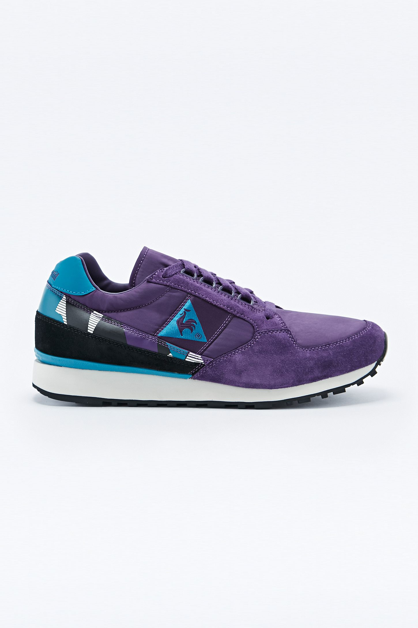 8b8b8890b93c Le Coq Sportif Eclat 90 Trainers in Purple. Click on image to zoom. Hover  to zoom. Double Tap to Zoom