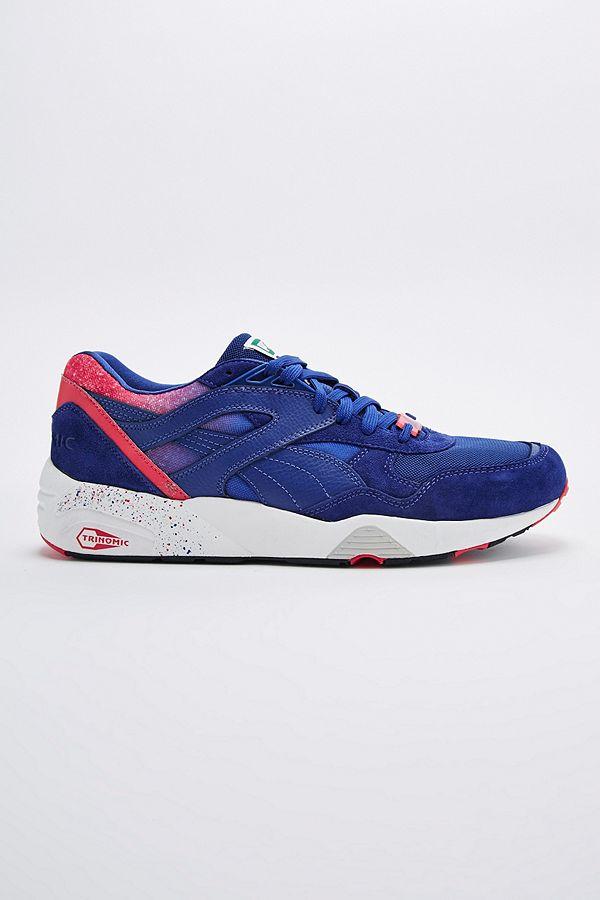 ... mens running trainers sneakers 360903 01 uk 6 ebay a6446 50628  new  zealand puma trinomic r698 trainers in blue b0bf7 61c2b f327748be