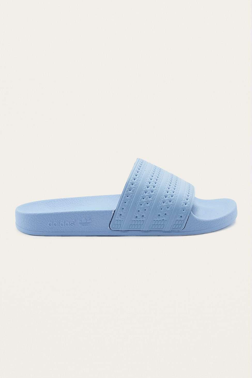 adidas Originals ADILETTE - Pool sliders - easy blue
