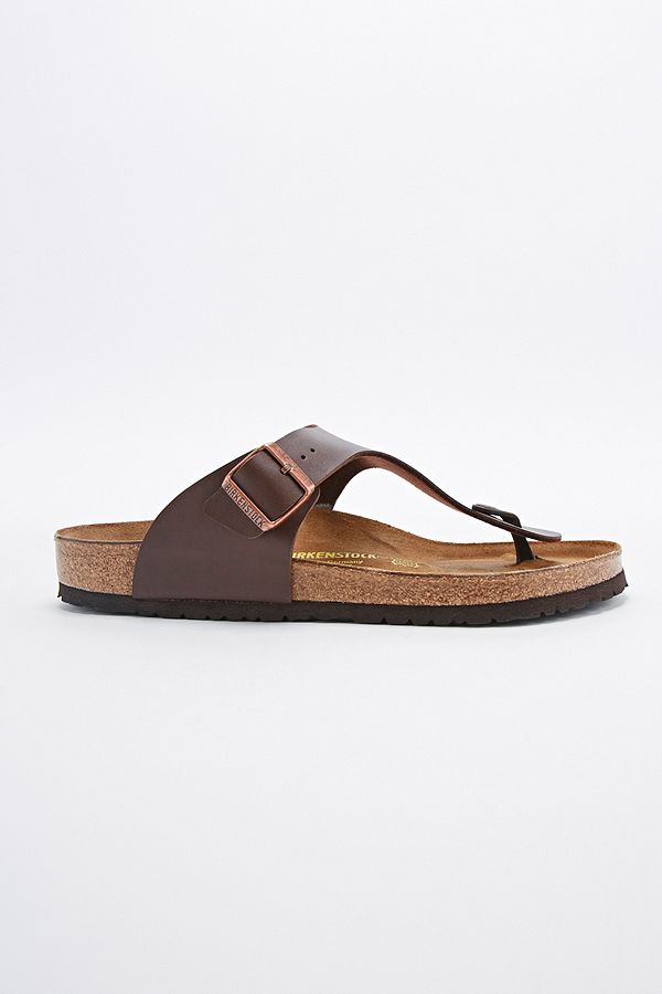 713b9a6a2772c Birkenstock Ramses Birko-Flor Sandals in Dark Brown