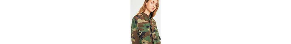 Thumbnail View 6: Urban Renewal Vintage Originals Camo Jacket